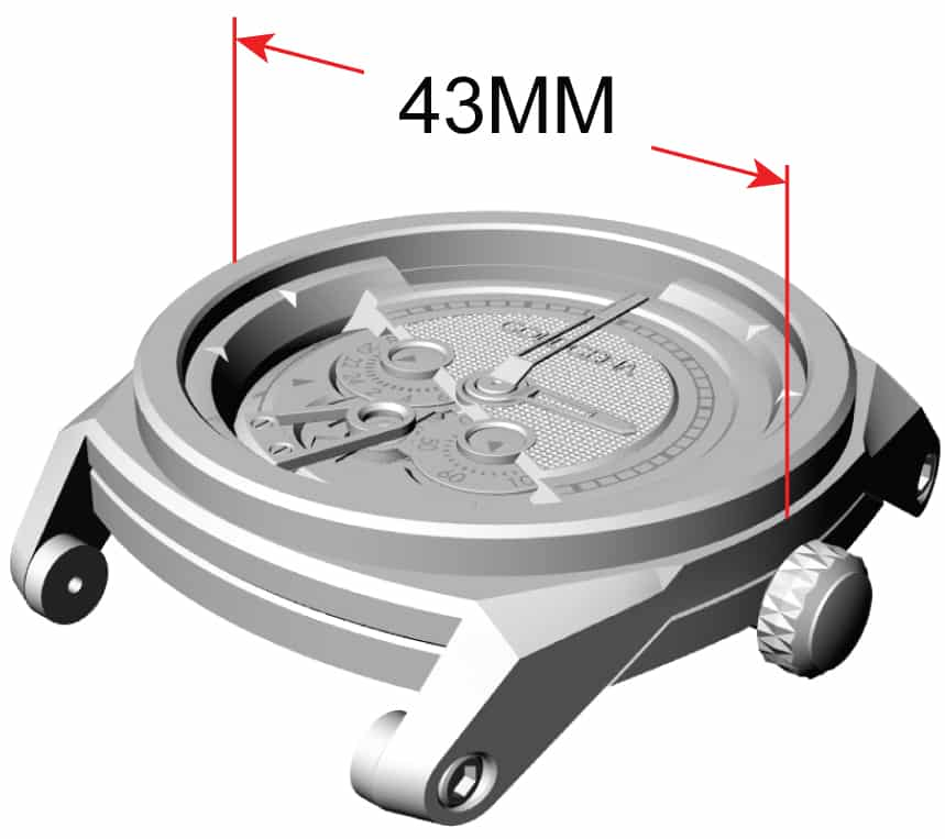 diametre-boite-piece-elegante-montre-goldgena-project-3d-gris-43mm
